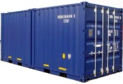 10� Duocon Container accoppiati