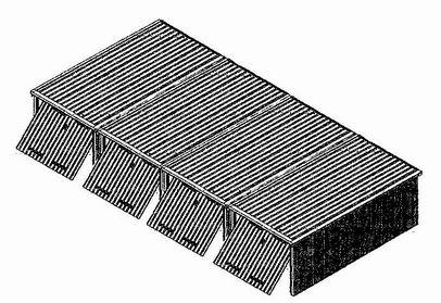Box auto prefabbricati garage prefabbricati carport for Box auto richiudibile prezzi
