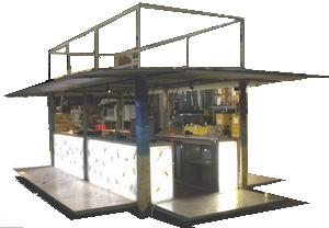 Chioschi Bar Container Chioschi Vetrati Dehor Produzione Prezzi Offerta