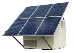 Container pannelli solari shelter fotovoltaici container for Pannelli sandwich usati
