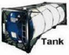 tank container ISO