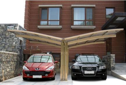 Box auto prefabbricati garage prefabbricati carport for Garage per due auto e mezzo