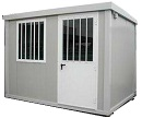 Monoblocchi box prefabbricati vendita noleggio listino prezzi for Container house prezzi