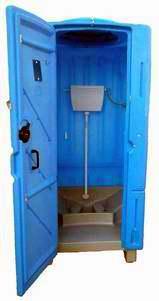 wc in resina portatile