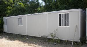 Container Per Ufficio Usati : Monoblocchi prefabbricati usati container usati