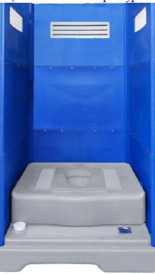 bagno chimico wc mobile plastica wc mob